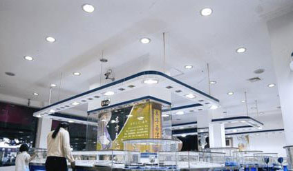 Shops project case